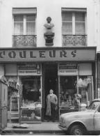 Epreuve D'archives Photographique De Robert Doisneau—Agence Rapho—Années 70 - Berufe