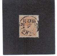 KPÖ675  SCHWEDEN  1862 Michl  14  Used / Gestempelt SIEHE ABBILDUNG - Usati
