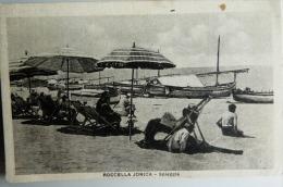 ROCCELLA JONICA - SPIAGGIA  1947 - Reggio Calabria