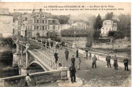 77. La Ferté Sous Jouarre. Le Pont De La Ville - La Ferte Sous Jouarre
