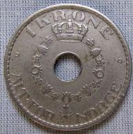 NORWAY 1925 - 1 KRONE - Norway