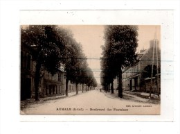 76 , Aumale , Boulevard Des Fontaines - Aumale