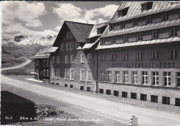 AUTRICHE-----ZÜRS----hotel Alpenrose-post-----voir 2 Scans - Zürs