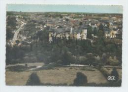 Culan (18) :  Vue Générale Du Quartier Du Château En 1972 GF. - Culan