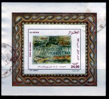 Algérie - Oblitéré Bloc N° 9 - Exposition Universelle à Lisbonne (Portugal). - Algerien (1962-...)