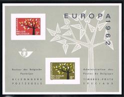 Année 1962 - LX38**  (1222/23)Europa 1962 .     Cote  100,00€ - Feuillets De Luxe