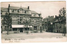 Marche, Place Aus Foires, Edit Severin (pk21847) - Marche-en-Famenne