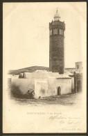 MOSTAGANEM La Mosquée (Geiser) Algérie - Mostaganem