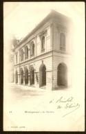 MOSTAGANEM Le Théatre (Geiser) Algérie - Mostaganem