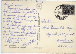 2869   Postal Portugal  Sesimbra 1968 - 1910-... República