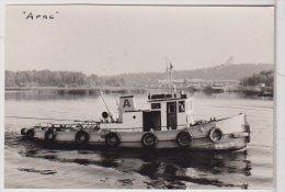"""BAT.L264 - Bateau  Remorqueur """"ARNE"""" - Boats"""