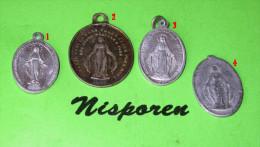 Médailles Miraculeuses. - Religion & Esotericism