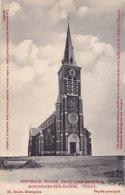MONTIGNIES-SUR-SAMBRE : Nouvelle église Saint-Jean Baptiste - Charleroi
