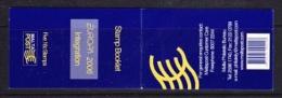 Europa Cept 2006 Malta Booklet ** Mnh (22251) - Europa-CEPT