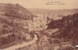 MALMEDY : Panorama Vu Du Thier ( 2 Timbres) - Malmedy