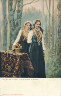 Grusse Aus Dem Lavanttale (Kärnten) - Trachten - Hübsche Frauen - Von Fritz Steinwender, Circa 1910's - Autres