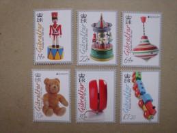 Gibraltar        Kinderspielzeug    Europa Cept   2015  ** - 2015
