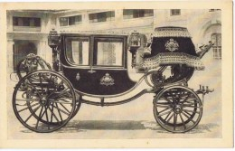 Cpa SCHONBRUNN WAGENBURG (state Coech From The Time Of Emperor Francis Joseph I) - Taxi & Carrozzelle