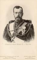 L´Empereur  De RUSSIE Photo Officielle Prise 16/08/1901 Par L:. LEVITSKY Photographe Officiel - Russie