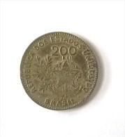 Brésil - 200 Reis - MCMI - 1901 - - Brasil