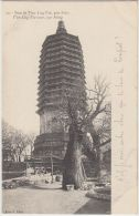 26150g  CHINA  CHINE - T'IEN-LING-T'SE Tower - Chine