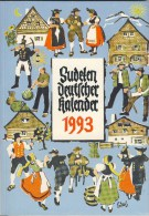 Sudetendeutscher Kalender 1993 - Calendars