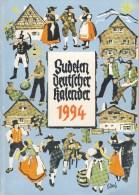 Sudetendeutscher Kalender 1994 - Calendars