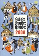 Sudetendeutscher Kalender 2000 - Calendars