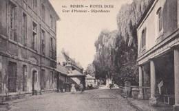 ROUEN/HOTEL-DIEU/76/ Cour D'honneur Dépendances/ Réf:C3395 - Rouen