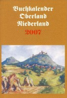 Buchkalender Oberland Niederland 2007 - Calendars