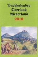 Buchkalender Oberland Niederland 2010 - Calendars