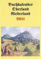 Buchkalender Oberland Niederland 2011 - Calendars