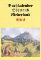 Buchkalender Oberland Niederland 2012 - Calendars