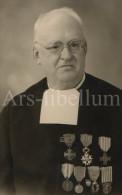 Photo Ancien / Homme / Man / Men / Rechter / Juge / Magistrat / Magistraat / Judge - Métiers