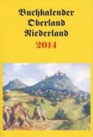 Buchkalender Oberland Niederland 2014 - Calendars