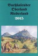 Buchkalender Oberland Niederland 2015 - Calendars