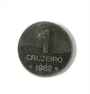 Brésil - 1 Cruzeiro 1982 - Superbe - - Brasil