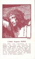 Kalender Calendrier 1950 - Devotie Devotion - L'Abbé Auguste Rufin - Calendriers