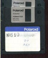 X UFO PROGRAMMA SU 2 DISCHETTI (BACKUP) MSDOS WIN - 3.5 Disks
