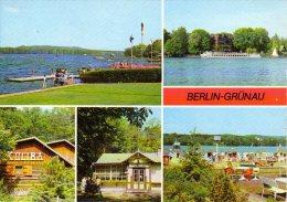 Berlin Grünau - Mehrbildkarte 230 - Allemagne