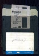 LOTTOVELOX II  PROGRAMMA SU 2 DISCHETTI (BACKUP) MSDOS WIN - Disks 3.5