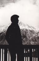 24448   Photo  Grachen Grächen Suisse, Février 1965 - Montagne Hotel Alpine Ski Vacances