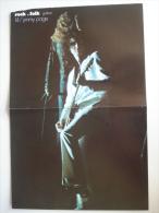 POSTER Du Magazine ROCK & FOLK : JIMMY PAGE (Led Zeppelin) - Plakate & Poster