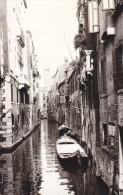 24454   Photo Venize Venezia Itale -Mai 1965 - Gondole
