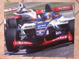 Auto E Moto- Da Calend. M. Marelli - Cm. 39x50-  Renault  Formula  V6 -retro- Toyota F1-TF104B. - Sport