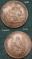 M_p> Gettone / Medaglia XXX JAHRE BURGENLAND 1921 - 1951 HAYDNKIRCHE EISENSTADT - Gettoni E Medaglie