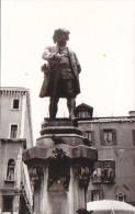 24459   Photo Venize Venezia Itale -Mai 1965 - Goldoni