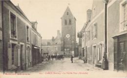 72 - Parcé-sur-Sarthe - La Vieille Tour - France
