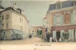 TRIEL SUR SEINE ROUTE DE L´HAUTIL - Triel Sur Seine