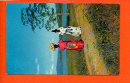 BAGANDA Women, In Colourful Busuti N°176 - Kenya